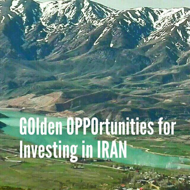 Golden opportunities to invest in Iran